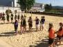 Beachvolleyball Juni 2017