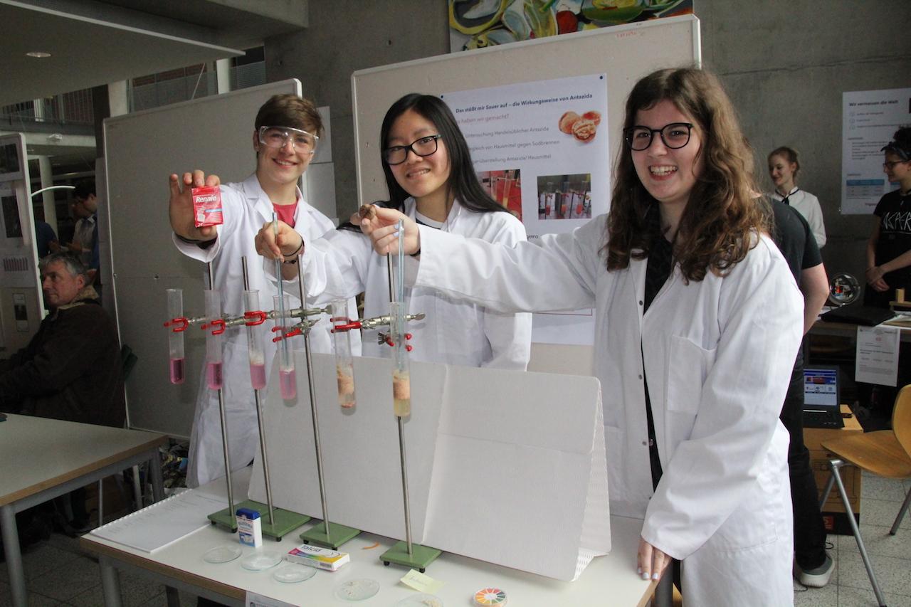 Chemie - Antazida