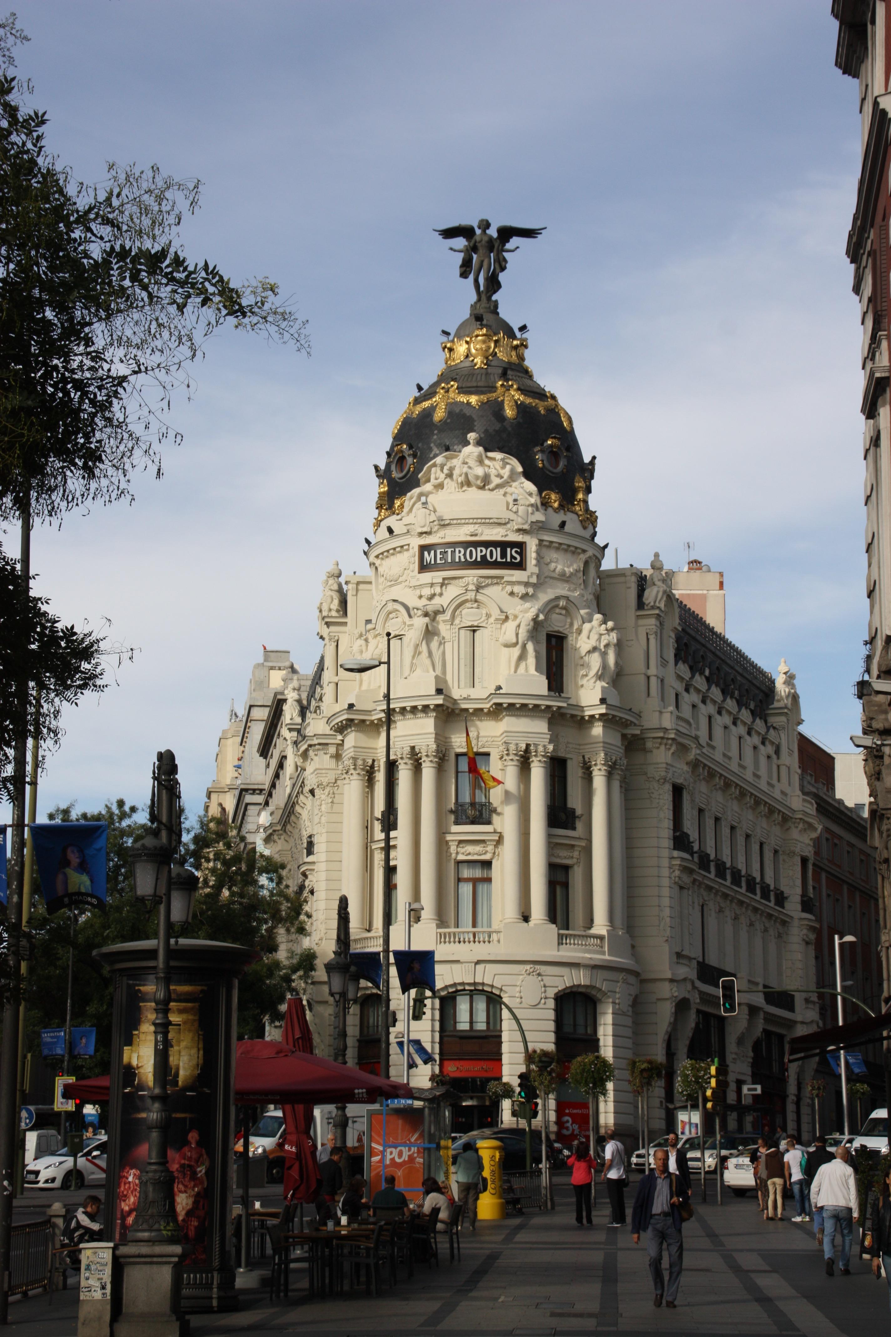 en la Calle de Alcalá