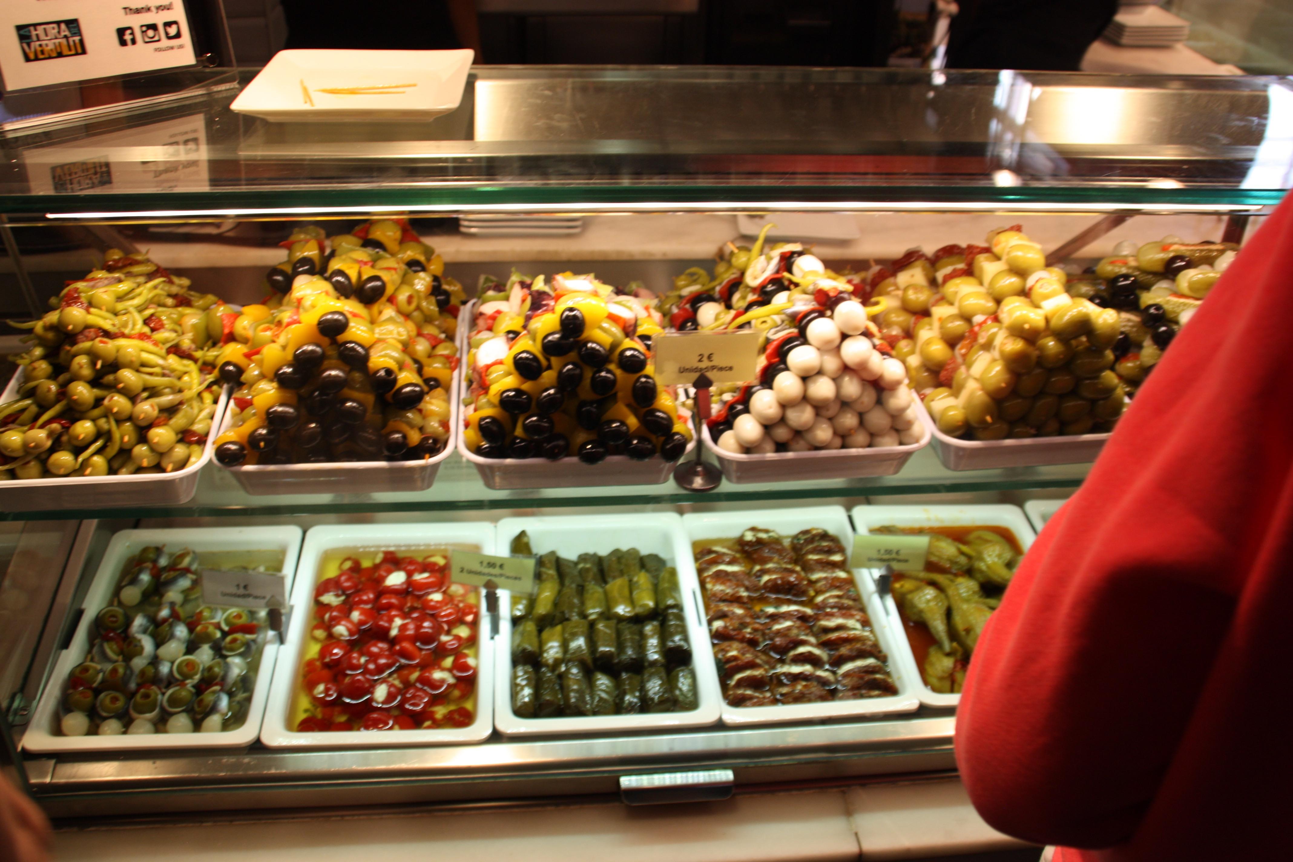 En el Mercado de San Miguel