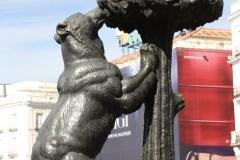 el oso de Madrid