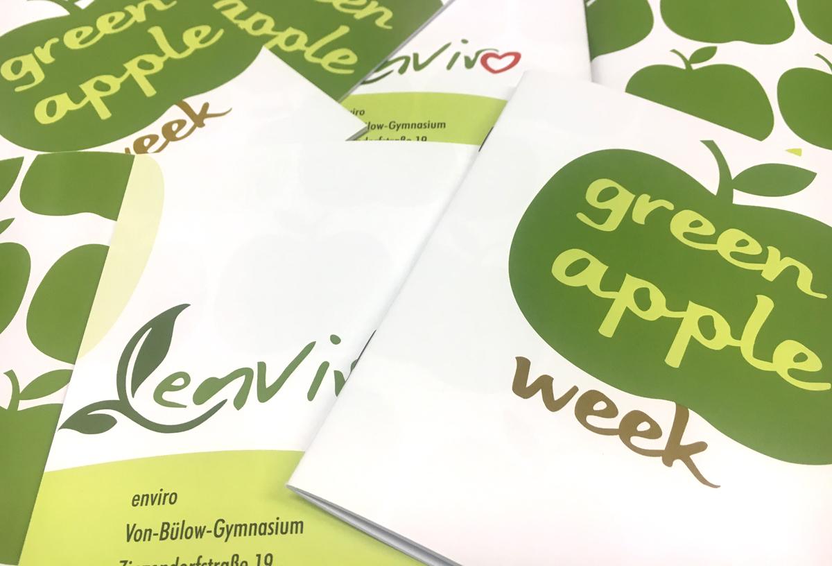Nachhaltigkeit + Naturschutz = Green-Apple-Week