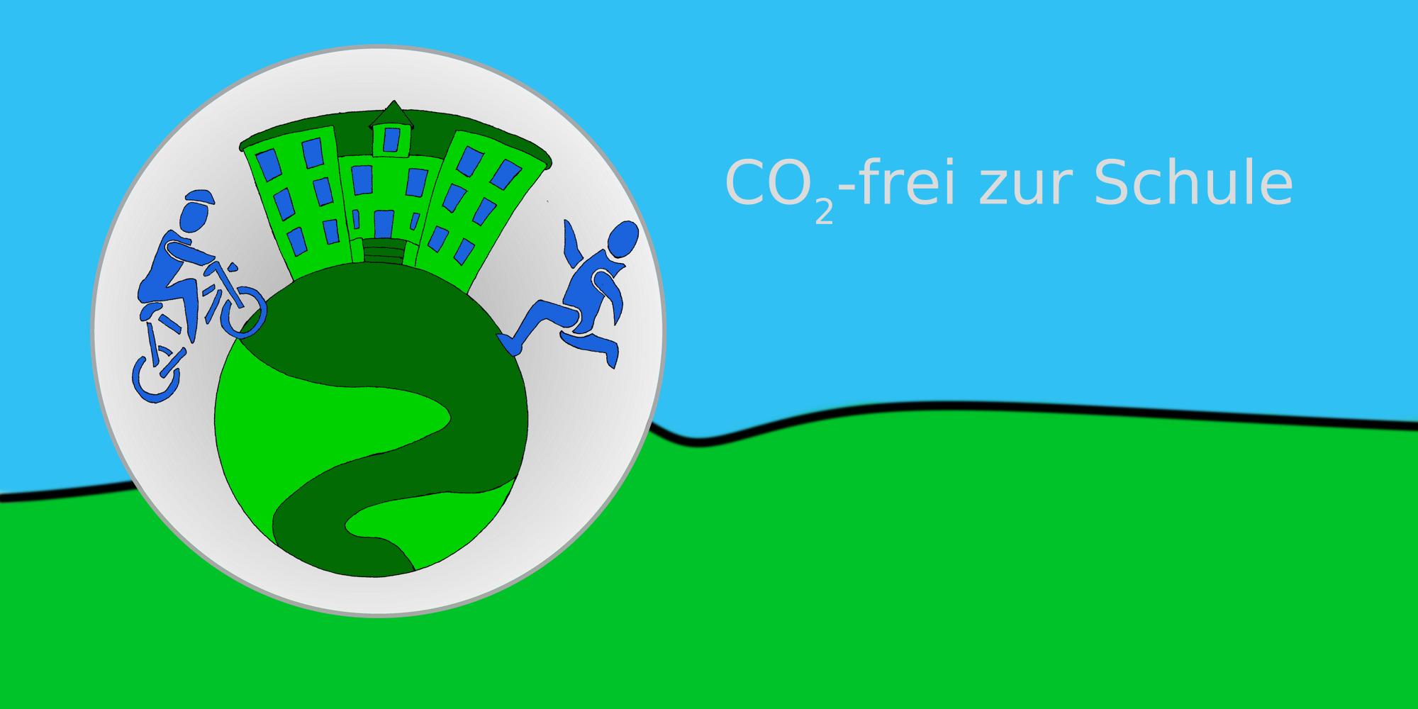 CO2-frei zur Schule