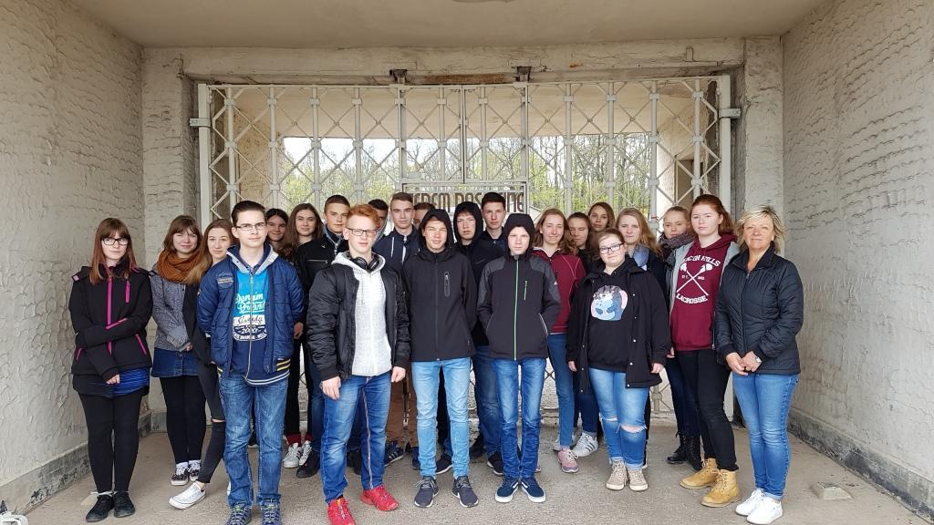 Geschichtsprojekt in der Gedenkstätte des ehemaligen Konzentrationslagers Buchenwald