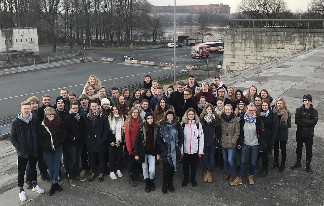 """Besuch des Dokumentationszentrums """"Reichsparteitagsgelände"""""""