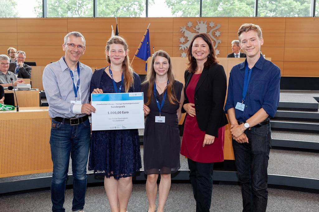 von-Bülow-Gymnasium weiter auf Erfolgskurs