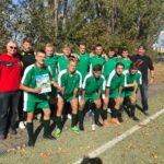 vBG-Fußballer der WK I. gewinnen Kreisfinale