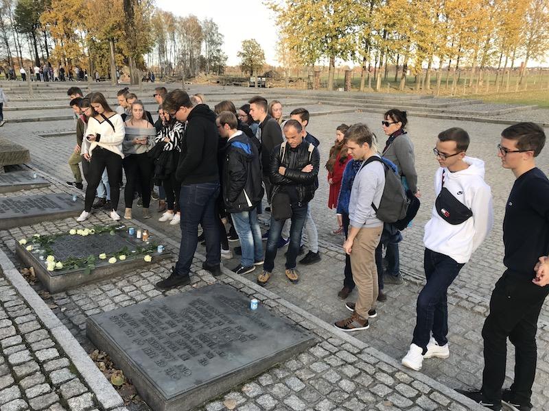 Studienexkursion zur Gedenkstätte Auschwitz