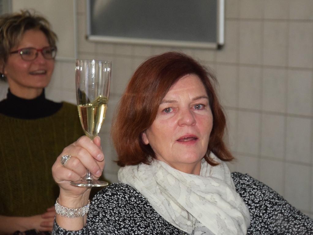 """Letzter """"Schultag"""" für Frau Hennicke"""