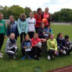 vBG-Leichtathleten erfolgreich bei JtfO (WK IV.)