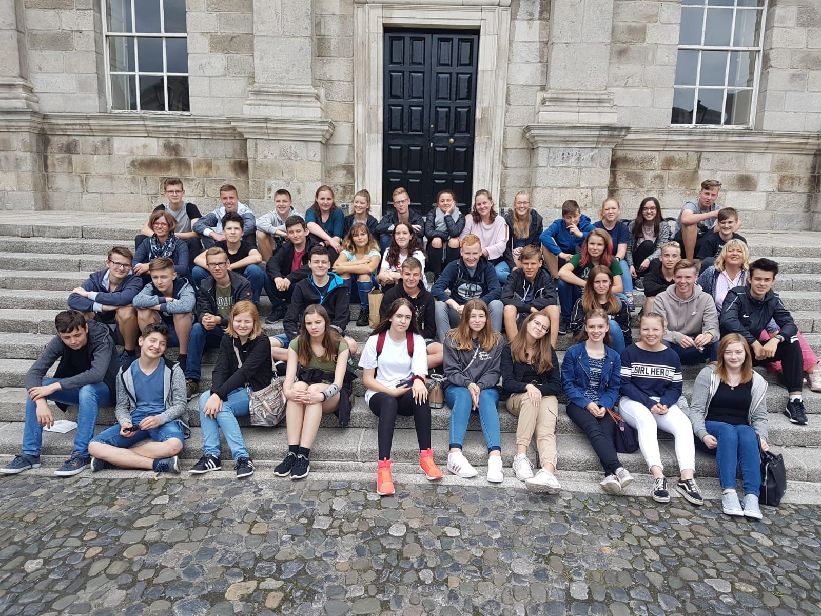 Mit Deutsch-, Französisch- und Lateinlehrerin auf Sprachreise nach Irland. Das kann ja was werden…