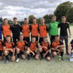 vBG-Fußballer der WK I. erreichen 3. Platz im Kreisfinale