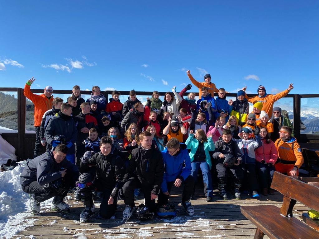 Jubiläum! 15. Skilager am vBG