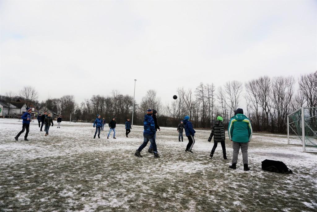 Sport und Spiel in Apfelstädt