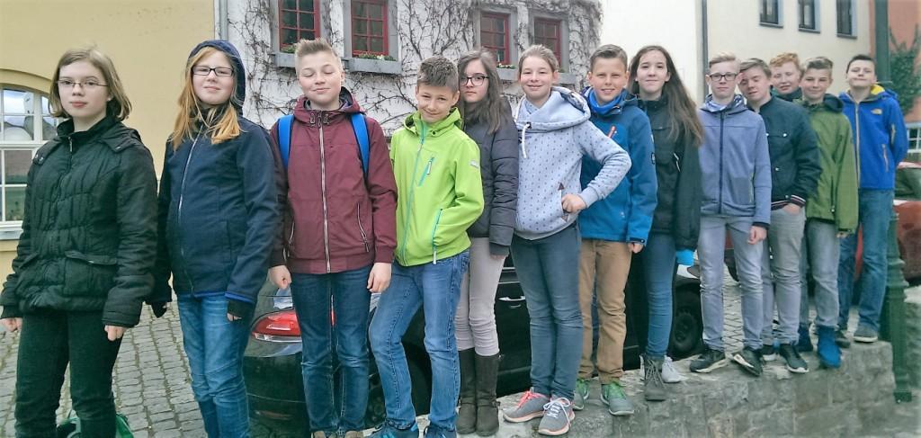 """""""Alle 4 Wochen ein Waschtag – das war´s"""" – die 7er auf Tour Richtung Mittelalter"""
