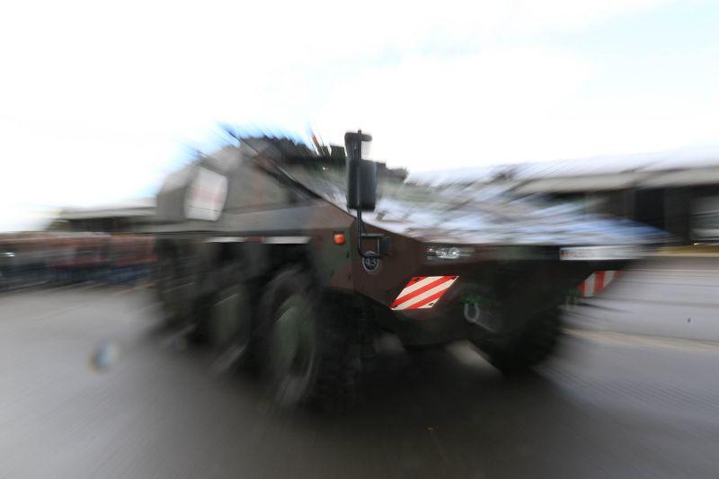 Ein Tag bei der Bundeswehr